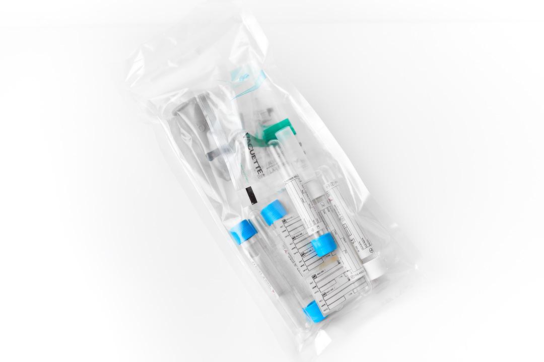 Стерильный индивидуальный набор EndoretPRGF для плазмолифтинга